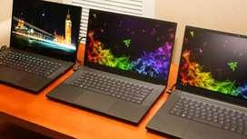 8gb ram 1000gb hardisk dell hp Lenovo cor i3 i5 i7  laptops