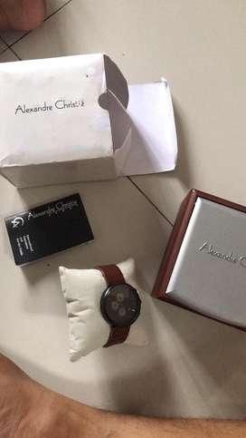 Jual cepat murah saja jam Alexandre Cristie