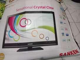 TV Sanken LED 24in