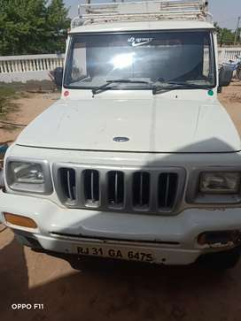 Mahindra Bolero Pik-Up 2012 Diesel 117000 Km Driven