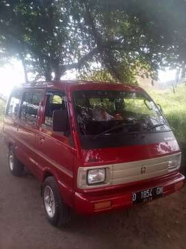 Suzuki carry 1991