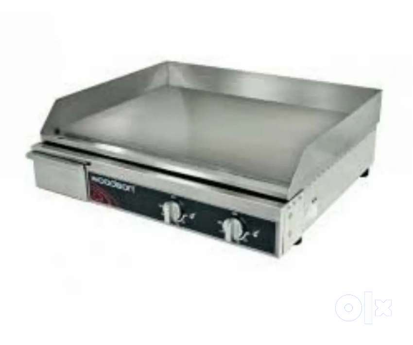 Electric griddle 0
