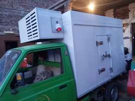 Chiller container