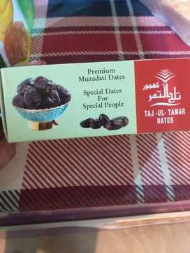 Fresh Dates(Khajoor) Imported.