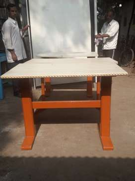 Restaurant table 3400 each  4'/2'