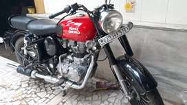 royal enfield classic 350 good vondition