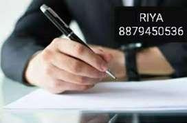 Very good news newly copy paste handwriting job opening