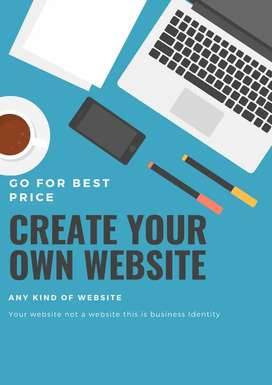 You need a Professional Website