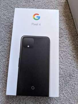 Google pixel 4 for sale.