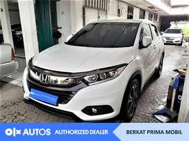 [OLXAutos] Honda HR-V 2019 1.5 Bensin A/T Putih #Berkat Prima