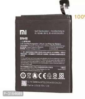 Mi batteries and samsung mobile battery