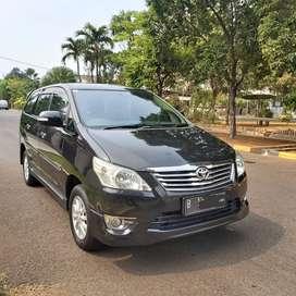Kijang Innova V luxury 2013 automatic, pajak panjang, milik pribadi