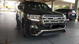 Toyota Land Cruiser VXR V8