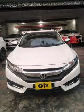 Honda Civic Vti Oriel prosmatec UG Already Bank Leased