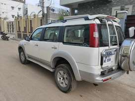 Ford Endeavour 2008 Diesel Good Condition,