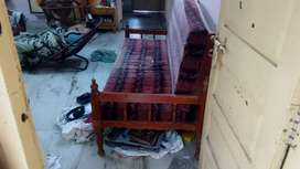 Sofa which made of pure teak