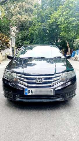 Honda City 1.5 S-AT (i-VTEC) 2012 (Automatic)