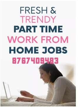 Part time job free job