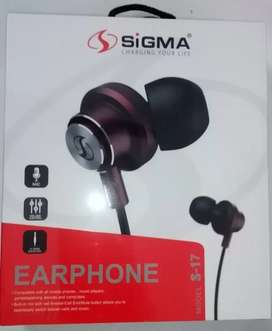 Sigma S-17 gaming handfree best for Pubg game