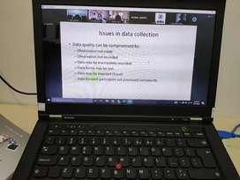 Lenovo ThinkPad T430 Ram 8Gb, SSD 250, HHD 320