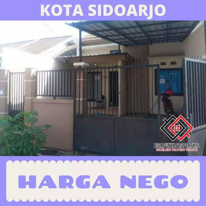 Rumah Promo Besar Area Kahuripan Nirwana Sidoarjo Kota