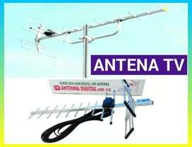 DIGITAL ANTENA TV BARU//INSTALASI LENGKAP PEMASANGAN