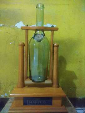 Botol Kaca Pajangan