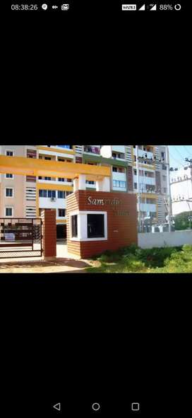 2 BHK ROOM, 2 BALCONY, OPEN KITCHEN AND DRAWING SPACE & CARRIDER