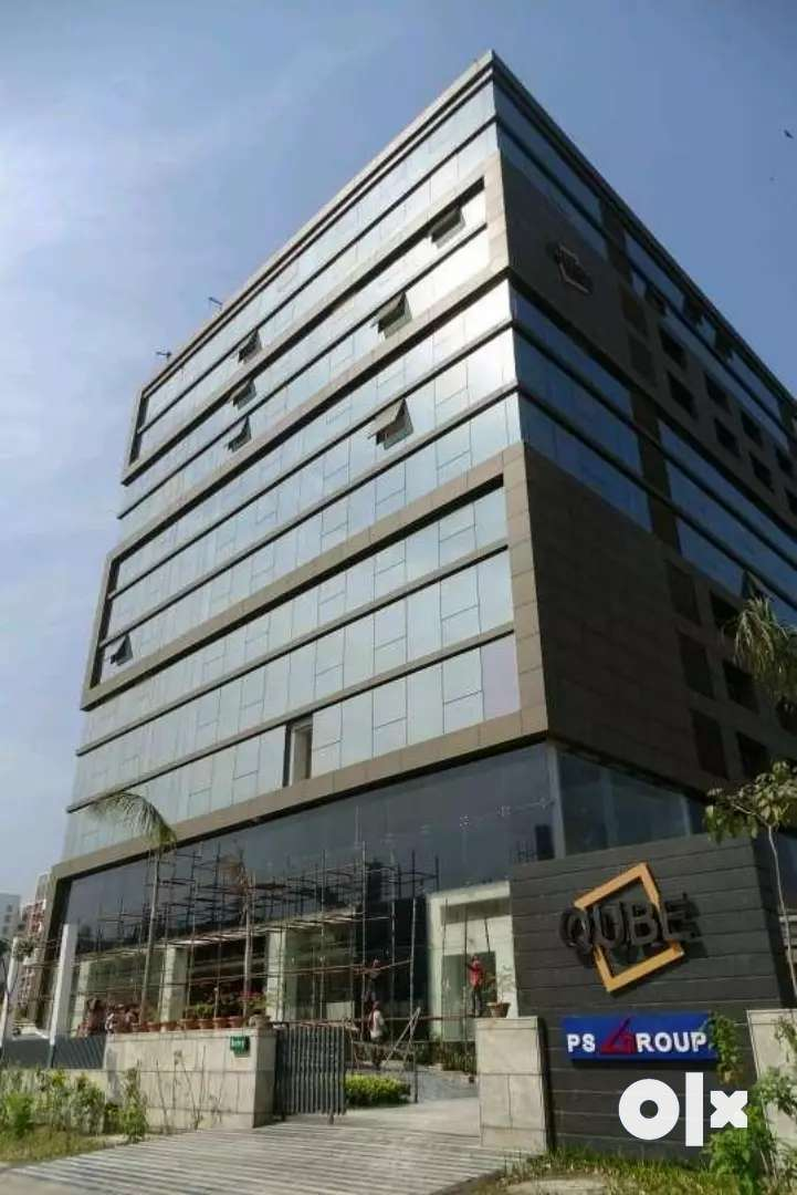 Office space available for rent at PS Qube, Beside City Centre 2 0