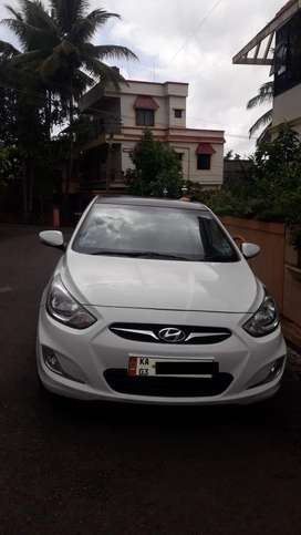 Hyundai Verna 2011 november