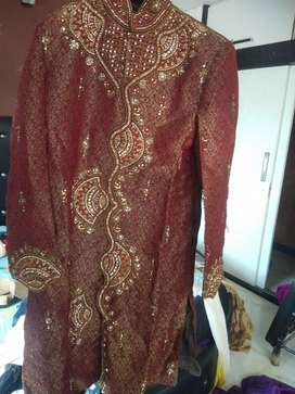 L size Sherwani only for 500
