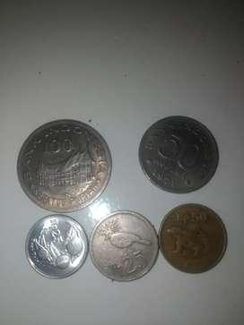Koin jadul buat koleksi atau yang tahu barang