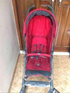 Stroller Chicco Liteway Merah