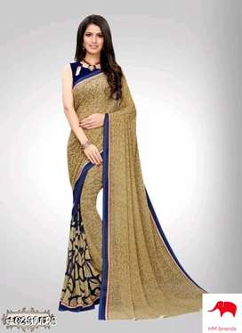 Saree's Cash on delivery. One week delivery