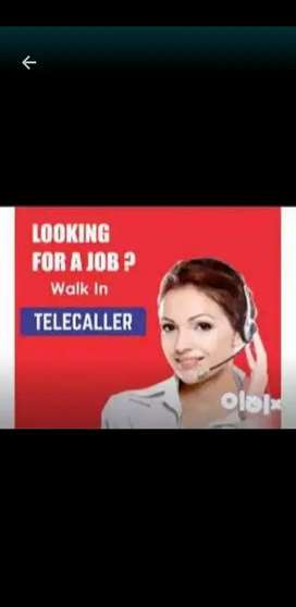We want required telecallers only commissions base