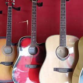 High quality Jambo Acoustic guitars