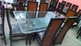 Beautiful Stylish Dining Table (Start Price From 22000 for 6 seater)
