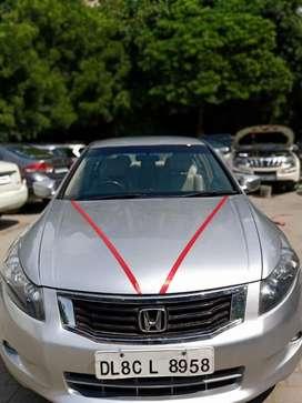 Honda Accord 2.4 MT, 2011, Petrol
