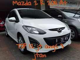 Mazda 2 R TDP ringan angs ringan good condition