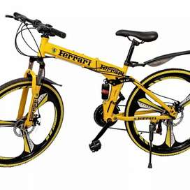 New Ferrari foldable Cycle available for sale