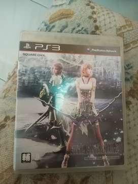 Bd ps3 final fantasy XIII-2