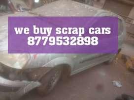 Authorised scrap car buyers