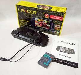 "Tv Spion LANCER 7"" Inch new"