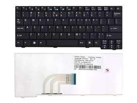 Keyboard Acer ZG5 ZG8 531H AO531 D150 D250 Hitam