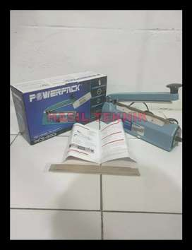 Impulse sealer alat penyegel plastik Powerpack 200I