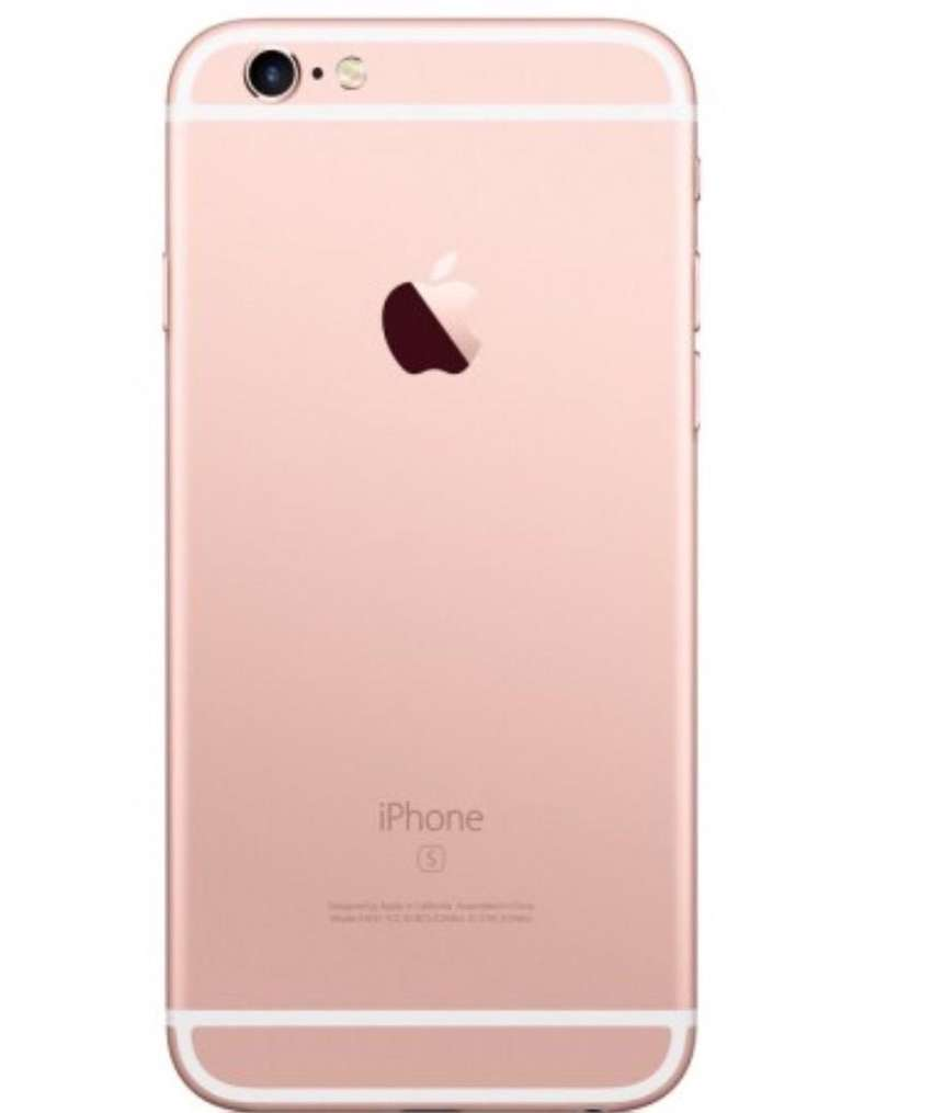 Iphone 6s pluse gold 0