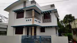 Ollur 6 cent 1900 sq ft 4 bhk new house for sale