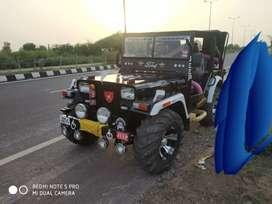 Full modify jeep
