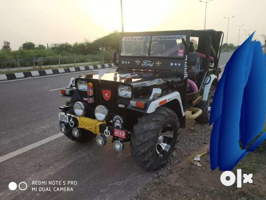 Full modify jeep 0