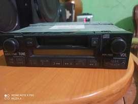 Tape head unit copotan mobil Avanza Xenia 2005
